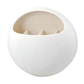 三栄水栓製作所 SANEI 4973987972065 basupo 歯ブラシホルダー ホワイト