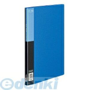 コクヨ KOKUYO ラ−B220B クリヤーブック ベーシック 横入れA4縦20枚ポケット 青 ラ−B220B