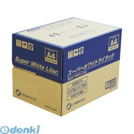 王子製紙 SWLA4 王子 スーパーホワイトライラック【500枚×10冊】