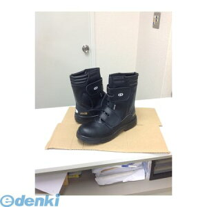 GDJAPAN ジーデージャパン 4560153017592 GD−10 安全靴 半長靴 先芯部本革使用 マジックタイプ 黒 26.5