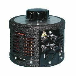 東京理工舎 [RSC-15] スライドトランス据置型 単相2線200V15A3KVA RSC15 【送料無料】