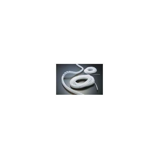 【あす楽対応】トラスコ中山(TRUSCO) [TSP-24W] スパイラルチュ−ブ10m結束径φ20.0〜100. TSP24W