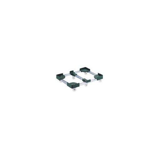 【あす楽対応】トラスコ中山(TRUSCO) [FCD6-5060] 伸縮式コンテナ台車6輪型500x600 FCD FCD65060