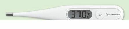 【キャンセル不可】テルモ(TERUMO) [P265] テルモ電子体温計 防水タイプ P-265