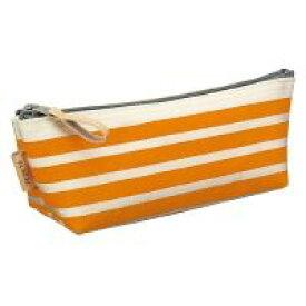 コクヨ KOKUYO 54494381 ペンケース<レペテ> 帆布製 底マチ・内ポケット付オレンジ F−VBF101YR