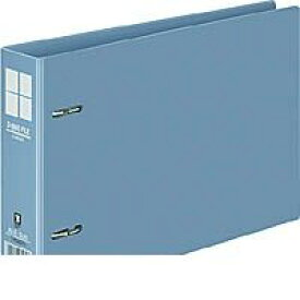 コクヨ KOKUYO 61949751 Dリングファイル再生PP表紙A5横30mm300枚収容青 フ−FD437B
