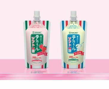 【キャンセル不可】テルモ [TM-Y16012CP] テルミールソフトM ヨーグルト味 24個入 TMY16012CP