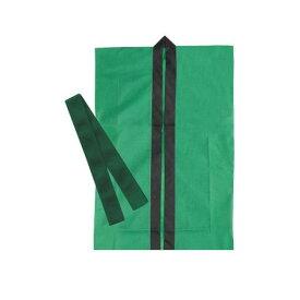 アーテック(ArTec) [001163] ロングハッピ不織布 緑 J(ハチマキ付) 4521718011639【ポイント5倍】