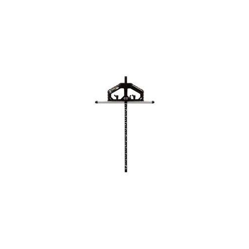 シンワ測定(シンワ) [73712] 丸ノコガイド定規 Tスライド  30 併用目盛 突き当て可動式
