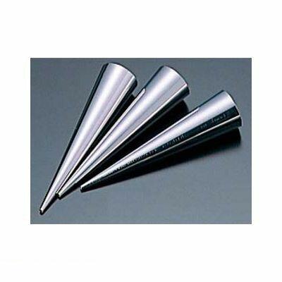 [2603100] ステンレス ホーン型 571 三角型 3pcsセット 4904940005711
