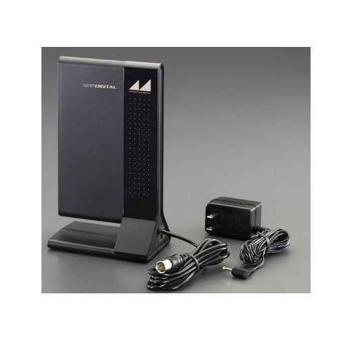 【キャンセル不可】[EA940P-5B] ブースター付室内アンテナ(デジタル放送対応) EA940P5B