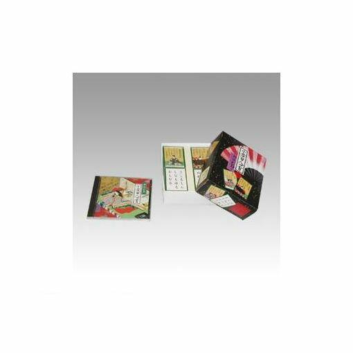 エンゼル商事 [HIUG] 百人一首 うぐいす(朗詠CD付)【1個】