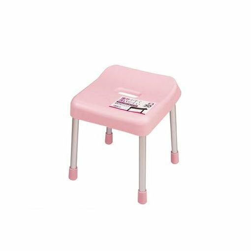 パール金属 [H-4336] スタイルピュア バススツール30cm(ピンク) H4336【キャンセル不可】