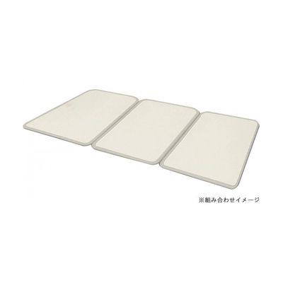 【個数:1個】パール金属 [HB-1365] シンプルピュア アルミ組み合わせ風呂ふたW16 78×157cm(3枚組) HB1365【キャンセル不可】