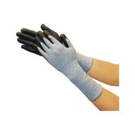 【あす楽対応】トラスコ中山 [TGL5295ZLM] TRUSCO グラスファイバー手袋ニトリル手のひらコートロング M【ポイント5倍】