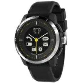 4e6866b0d8 CONNECTEDEVICE [4562187616338] Bluetooth SMART対応アナログ腕時計 COOKOO2 ブラック 【送料無料】【
