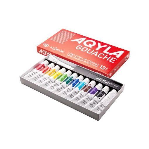 アーテック [109899] アキーラガッシュ12色13本セット(ホワイト2本入)紙箱