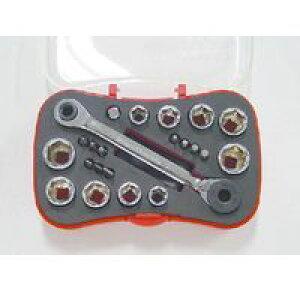 シグネット 工具 SIGNET 28273 22PC ギアレンチマイクロドライバーセット 28273