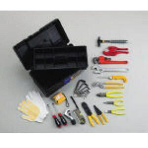 トラスコ中山 TRUSCO TR-H18 配管工具セット TRH18 301-8997 【送料無料】