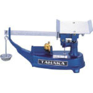 【使用地域の記入が必要】TANAKA TPB-5 【直送 代引不可・他メーカー同梱不可】 上皿桿秤 並皿 5kg TPB-5 321-3552