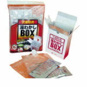 【あす楽対応】トライ [UWB-A1] 湯わかしBOX基本セット UWBA1 328-3704