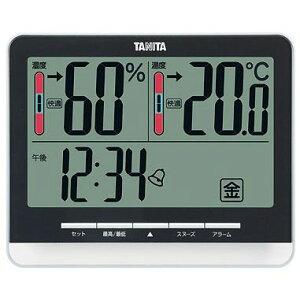 【納期:約10日】 タニタ TANITA TT-538-WH デジタル温湿度計 TT538WH