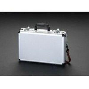 エスコ EA502AD-1 415x290x100mmアルミケース EA502AD1【キャンセル不可】