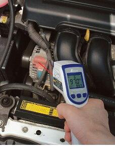 シンワ測定 73014 放射温度計 C レーザーポイント機 能付 放射率可変タイプ 73014