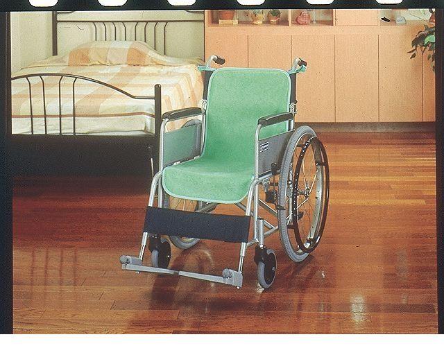 [4958519321016] 車椅子シートカバー 防水2枚入グリーン 4958519321016
