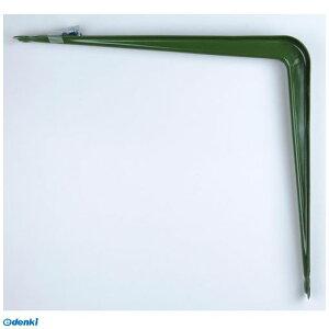 ケイジーワイ工業 4963784112856 L型棚受 バラ グリーン 幅×高さ:350X400mm