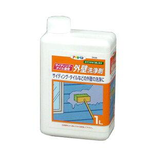 アサヒペン 4970925601391 アサヒペン サイディング・タイル壁用外壁洗浄剤 1L