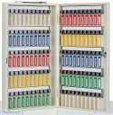 タチバナ製作所 [CI-100] キーボックス Cタイプ 携帯・壁掛兼用 アイボリー色 鍵100本用 CI100