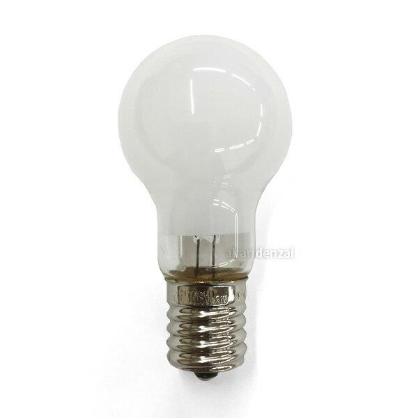 日立 ミニクリプトン電球 40W形 ホワイト 口金E17 PS形 [10個セット] KR100/110V36WW-10SET