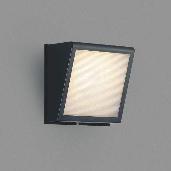 コイズミ照明 LEDポーチライト 白熱球40W相当 電球色 AU42356L