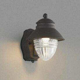 【送料無料】コイズミ照明 LEDポーチライト 人感センサ付 白熱球60W相当 電球色 AU43155L