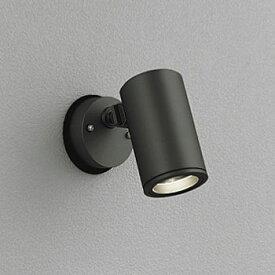 【送料無料】オーデリック LEDエクステリアスポットライト ビーム球150W相当 電球色 ワイド配光66° ブラック OG254344