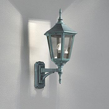 オーデリック LEDポーチライト 白熱球40W相当 電球色 青銅色 OG041682LC