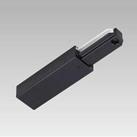 東芝 フィードインキャップ 黒色 ライティングレール用 NDR0231BK