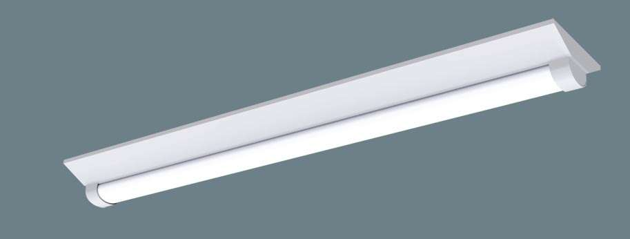 Panasonic XLW452DENZLE9 天井直付型 40形 一体型LEDベースライト 防湿型・防雨型 Dスタイル/富士型 Hf蛍光灯32形定格出力型2灯器具相当 Hf32形定格出力型・5200 lm