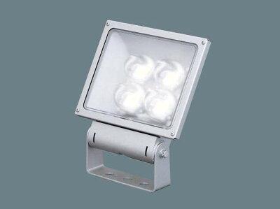 PanasonicXY6850LE9据置取付型LED(昼白色)投光器・スポットライトサイン用・広角タイプ配光防雨型・電源別置型パネル付型水銀灯400形1灯器具相当水銀灯400形