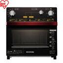 ノンフライ熱風オーブン FVH-D3A-R [アイリスオーヤマ 調理器具 ノンフライヤー 熱風調理]【買】【kb】