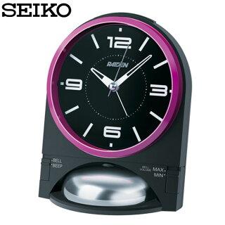 セイコー目覚まし時計NR436KSEIKO【TC】【HD】【時計ブランド置時計アラーム新生活卓上】