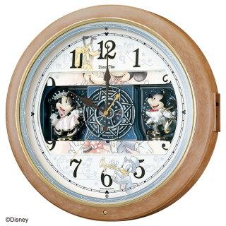 【送料無料】【電波時計置時計】ディズニーからくり時計【時計ウォッチ】セイコーFW561A【TC】【HD】