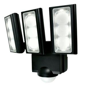 乾電池式 センサーライト ESL-313DC送料無料 LED 屋外設置 電池式 防水仕様 自動点灯 白色 防犯 屋外ライト ELPA ELPA 乾電池式 センサーライト ESL-313DC【時間指定不可】【代引不可】【同梱不可】