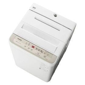 洗濯機5kgパナソニック全自動洗濯機簡易乾燥機付上開きタテ型つけおきコース桶洗浄Panasonicパナソニック全自動洗濯機5kgシャンパン