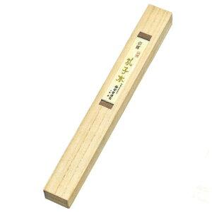 高級品シリーズ特撰孔子木尺寸1把入上桐箱_梅栄堂