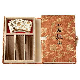 ◆ KYARA MOMOYAMA(Aloeswood) 36 sticks ◆ Nippon Kodo, Made in JAPAN
