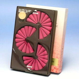 향 향 ◆ 향수 香花 세계 로얄 로즈 36 곡물 법 콘 형 ◆ 栄 堂 Shoyeido 일본 업체