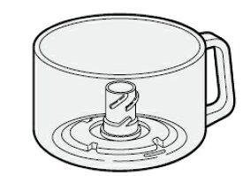 パナソニック Panasonic フードプロセッサー用部品 ガラス容器 AUA02-1201-W
