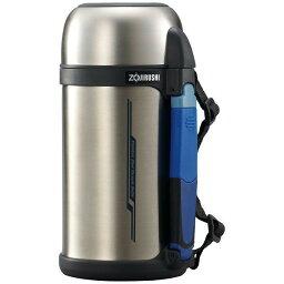 象印/zojirushi SF-CC13-XA不銹鋼瓶大容量1.3L保溫保冷
